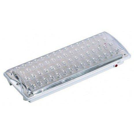 Iek LDPA0-2104-60-K01 Светильник аварийный ДПА 2104, аккумулятор, 4ч, 60LED, IP20,