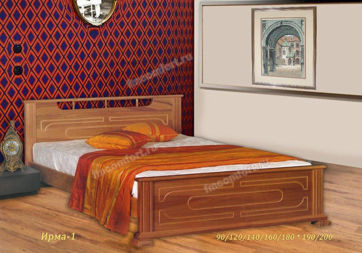 Кровать Ирма 1
