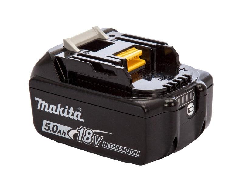 Аккумулятор Makita BL1850 Li-ion 18V 5Ah 197280-8