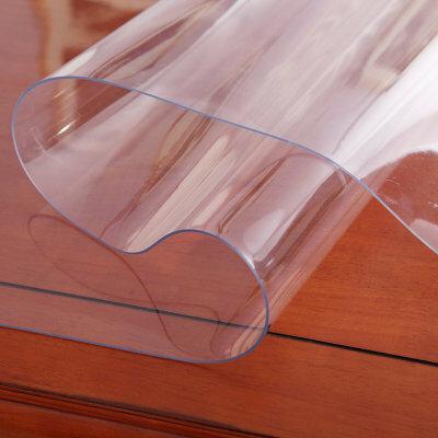 Прозрачный ПВХ 700 мкм на отрез