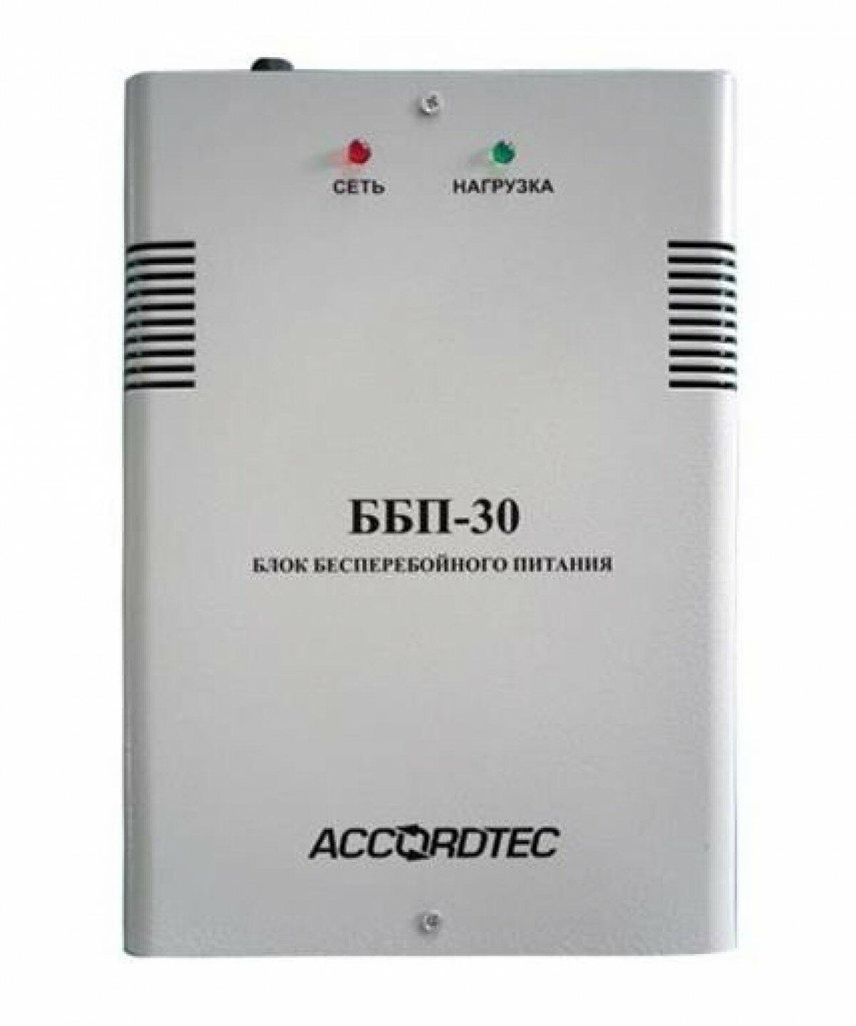AccordTec ББП-30 исп. 1
