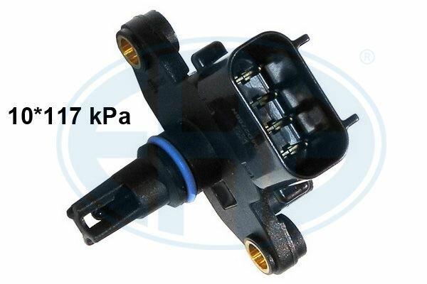 Датчик давления во впускном газопроводе FORD FOCUS -04 ERA 550160