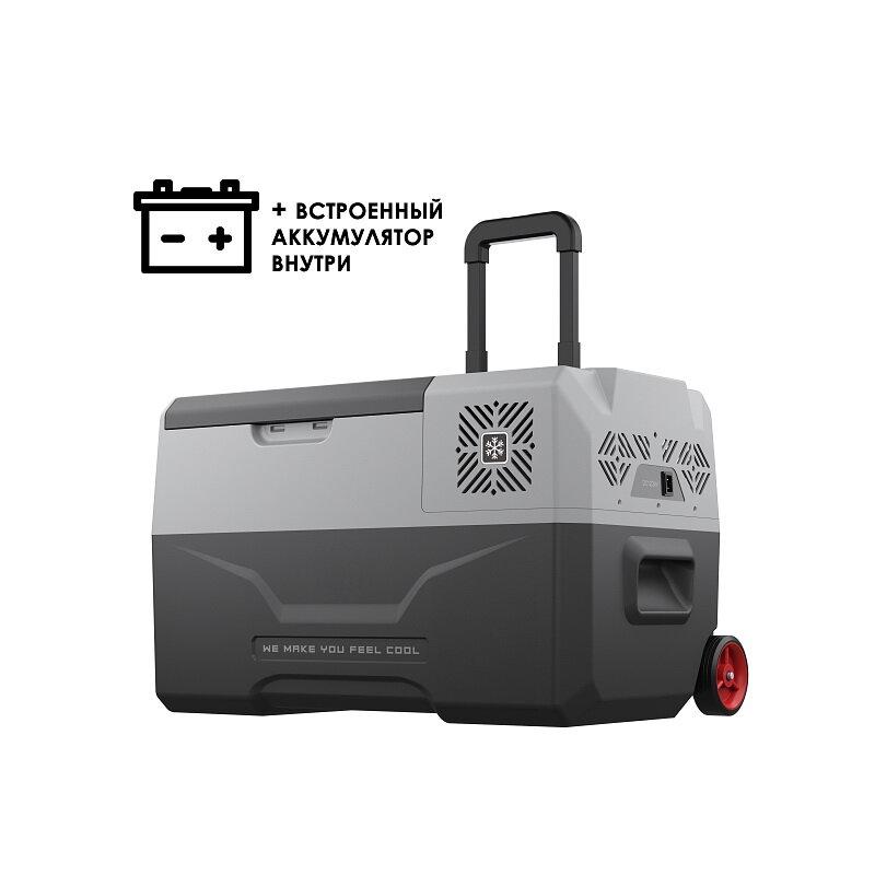 Автохолодильник компрессорный Alpicool CX30-S с внутренней батареей