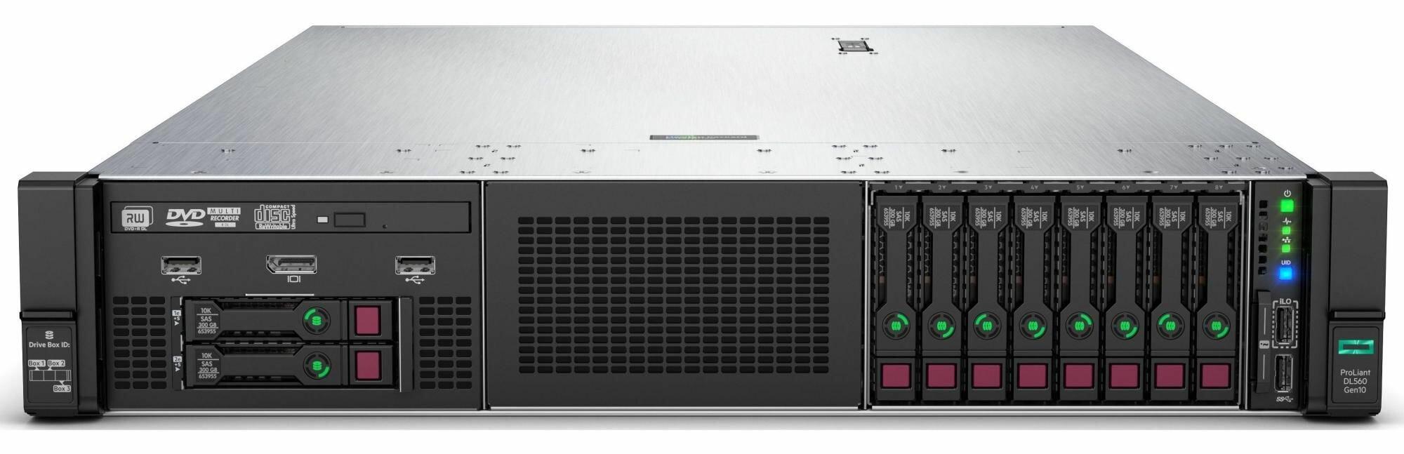 Сервер HPE 869847-B21
