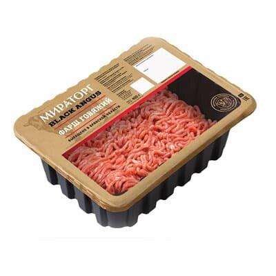Фарш говяжий Мираторг охлажденный 400 гр