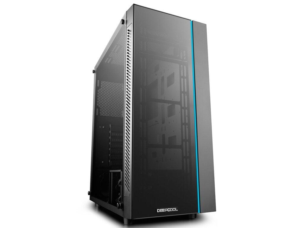 Корпус DeepCool Matrexx 55 без БП Black