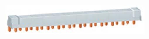 Шинная разводка 3P+N (NL1NL2NL3…(шаг 9мм)) 12 мод.18мм 80А,разрезаемая, Schneider Electric, 21505