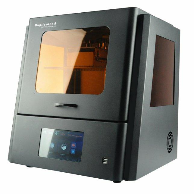 3D принтеры для ландшафтного дизайна 3DMALL 3D принтер Wanhao Duplicator 8