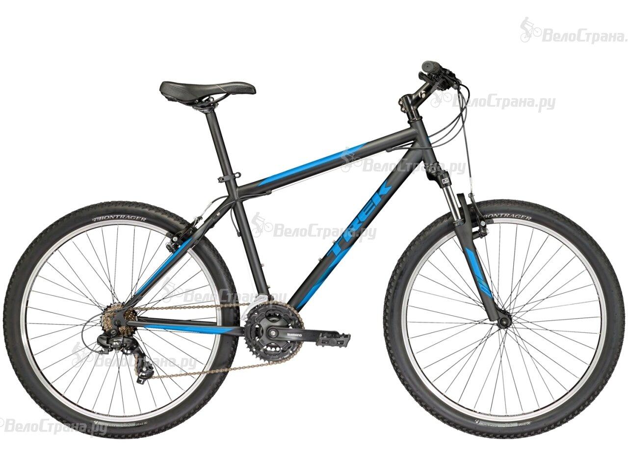 Велосипед Trek 820 (2019) Черный 21 ростовка