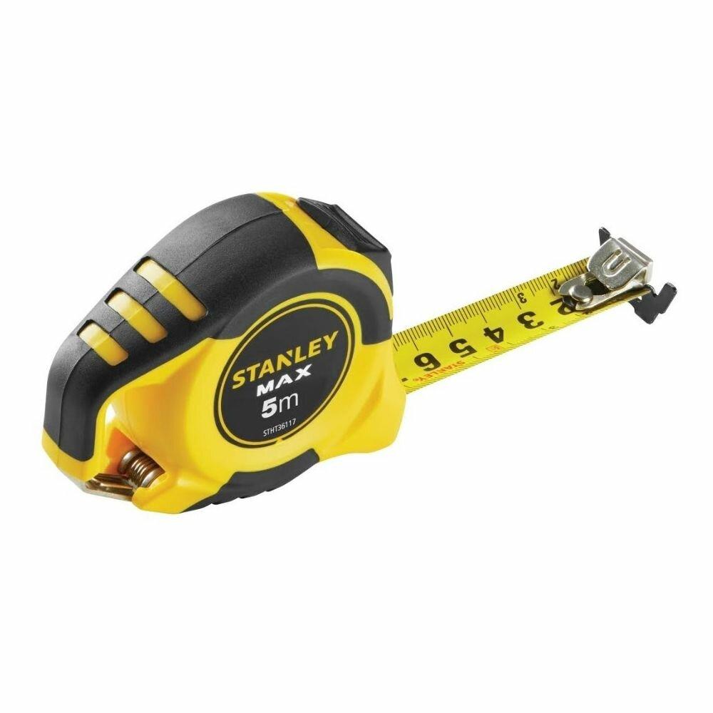 Рулетка магнитная STANLEY Max 5м*25мм STHT0-36117