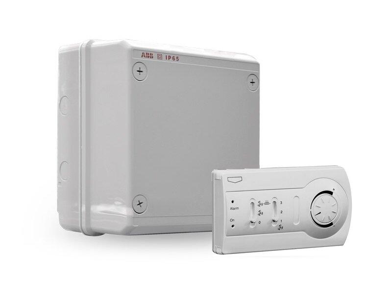 Автоматика Zilon ZCS-mini-3,6 с ARC 121 Шкаф управления