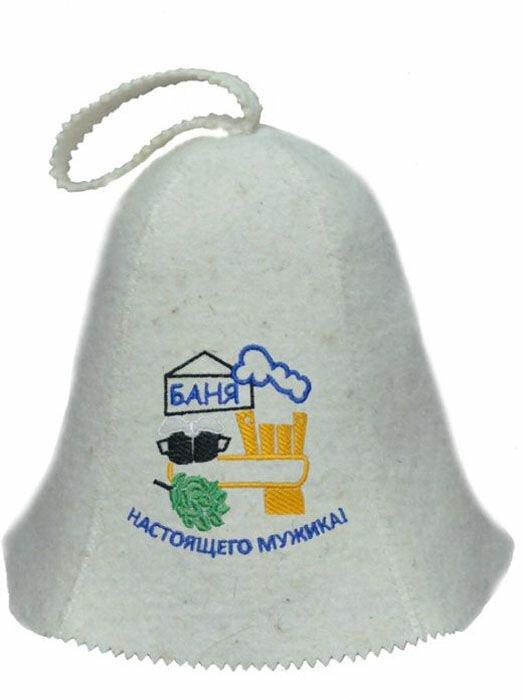 Шапка для бани и сауны Ecology Sauna