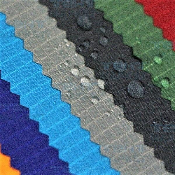 Тентовая ткань 1,5 x 10 м «OXFORD 600 RipStop», на отрез (цвет на выбор)