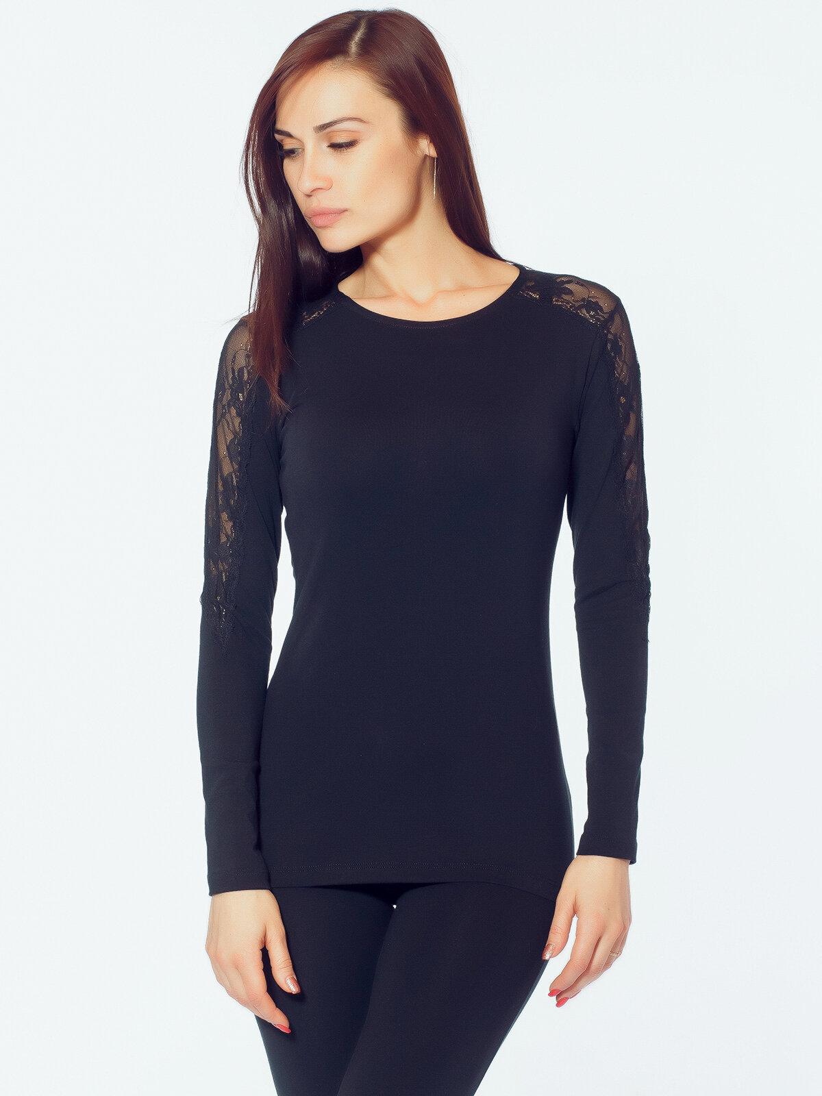 Блузка женская JADEA 4069 maglia m/l