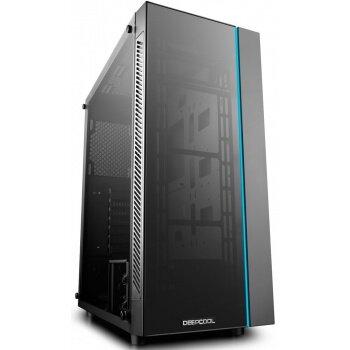 Компьютерный корпус DeepCool MATREXX 55 Black, без БП