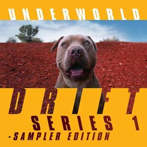 "Underworld ""виниловая пластинка DRIFT Series 1 Sampler Edition (2 LP)"""