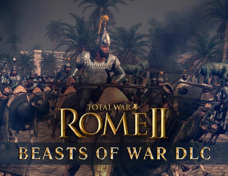 Sega Total War : Rome II - Beasts of War DLC (SEGA_2566)