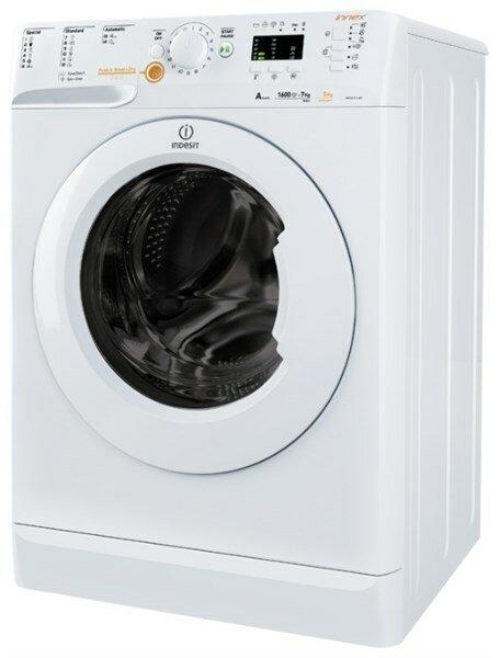 Стиральная машина Indesit XWDA 751680X W белый