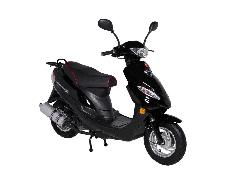 Скутеры Moto-Italy Cinquanta 72