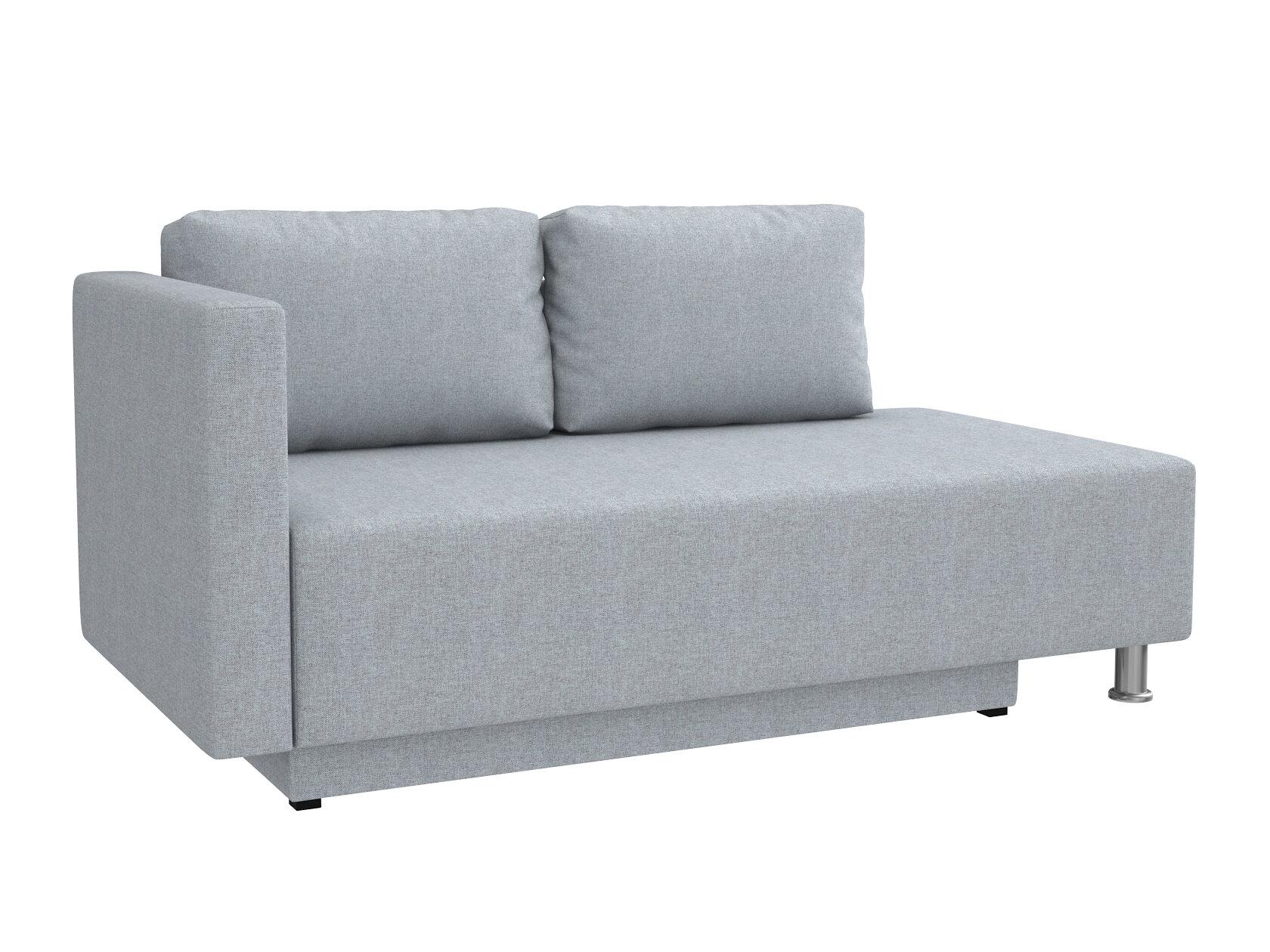 Прямой диван Первый Мебельный Мэдисон Серый ,Универсальная