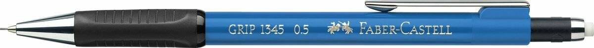 Faber-Castell Карандаш механический Grip 1345 0,5 мм цвет корпуса голубой
