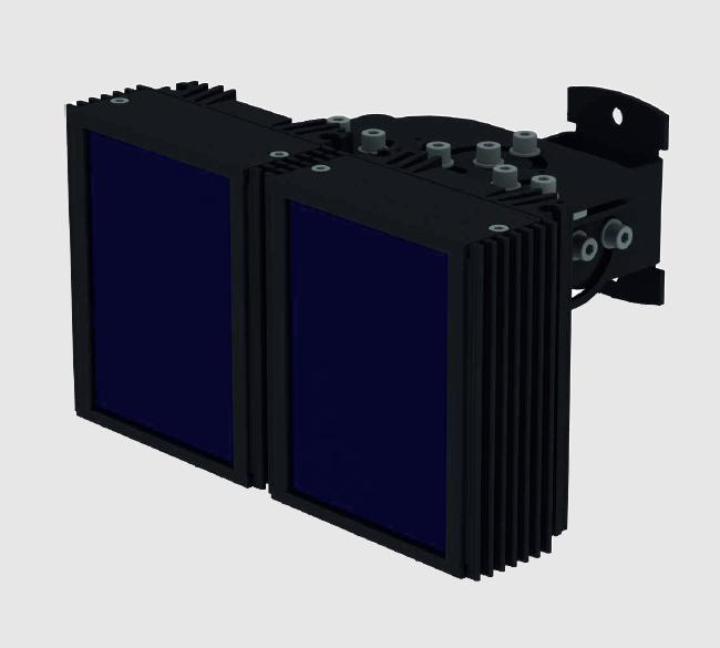 ИК прожекторы общего применения Microlight VARIO IR 2.8-12/78