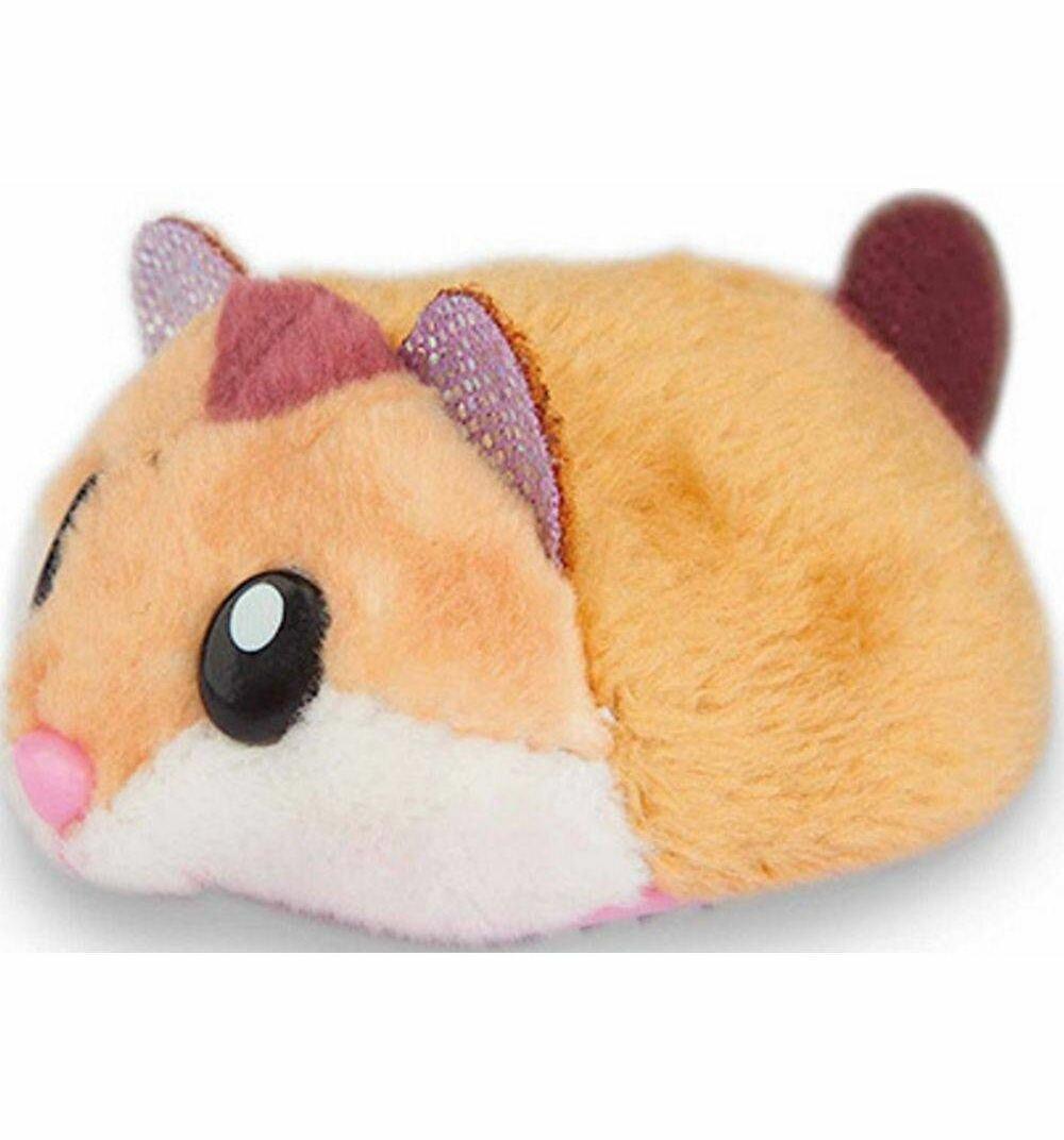 Zuru Хома Дома 1Toy Интерактивная игрушка Хомячок коричневый
