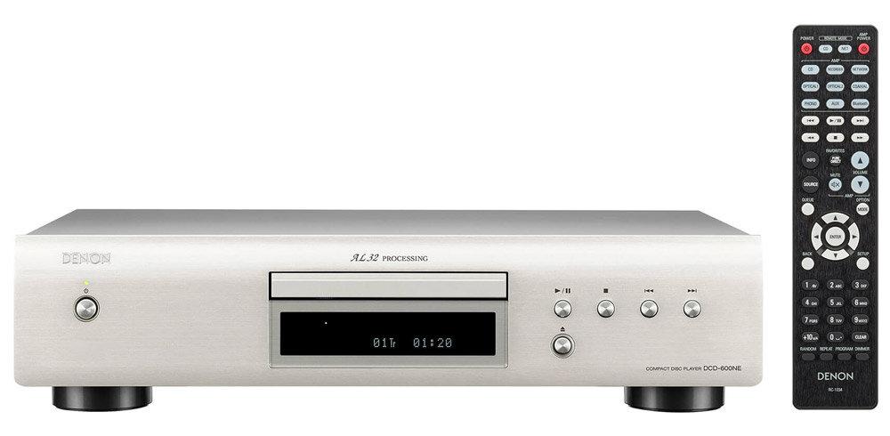 CD проигрыватель Denon DCD-600NE Prem SL