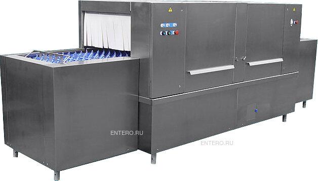 Тоннельная посудомоечная машина ГродТоргМаш ММУ-1000М