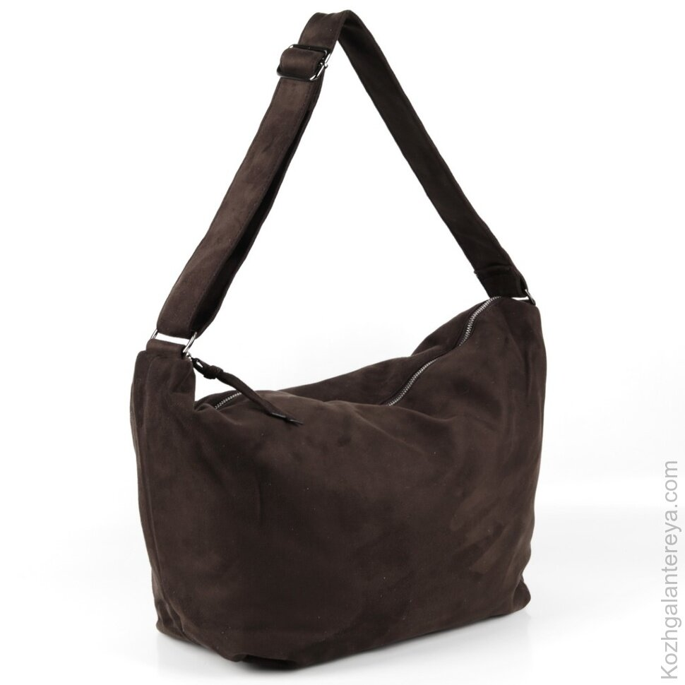 Женская текстильная сумка 074-Т Кофе
