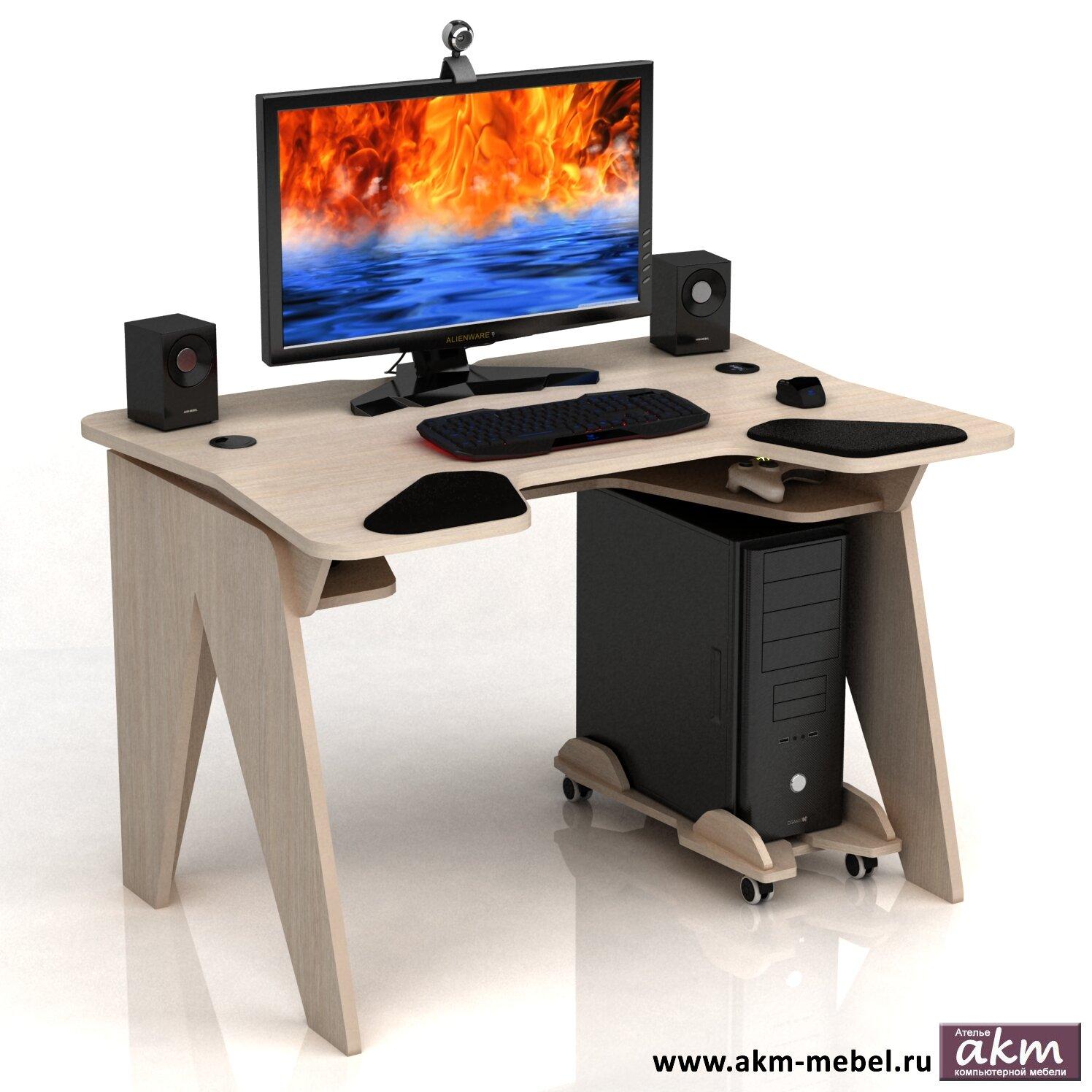 Игровой стол AKM-MEBEL RAPTOR Comfort Soft фото 1