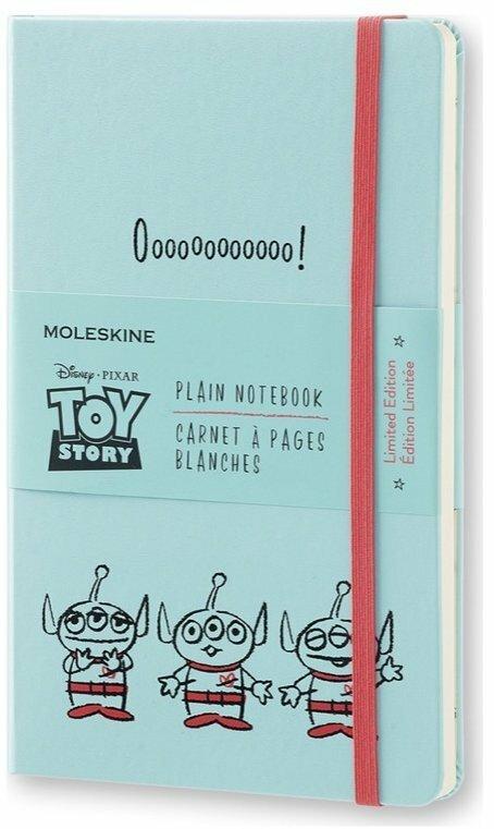 Купить <b>Блокнот Moleskine</b> История игрушек по выгодной цене на ...