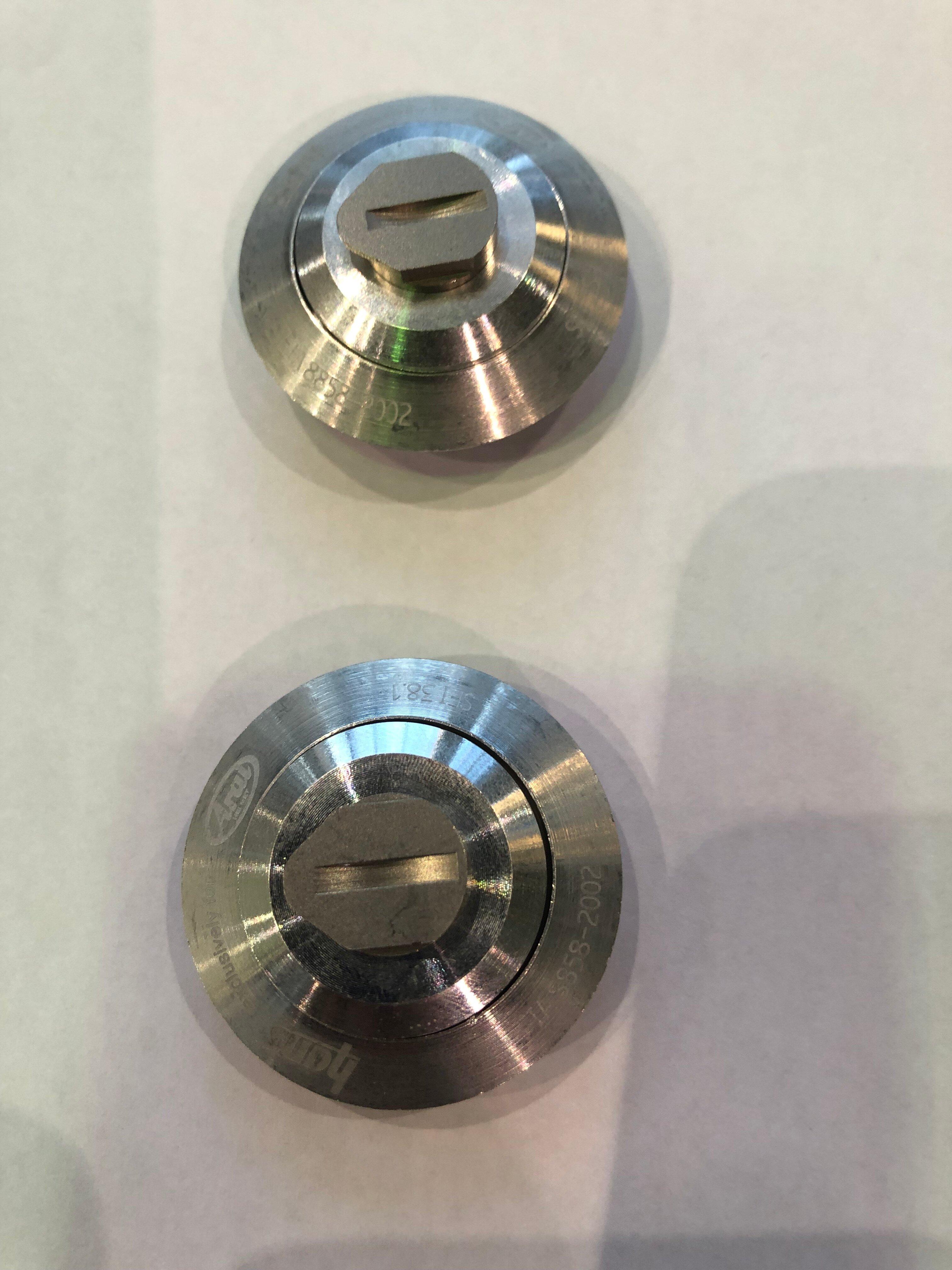 Запчасти Система крепления HANS для ARAI GP-6S Metal