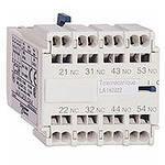 Аксессуары для контакторов Блок дополнительных контактов,3 но,1 нз Schneider Electric