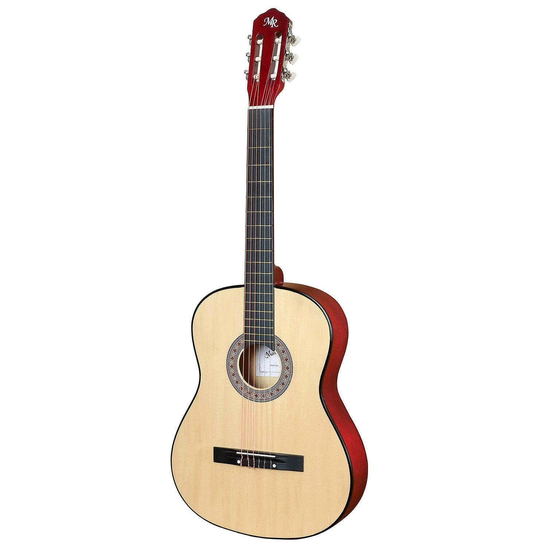 Martin Romas Jr-n39 4/4 - Классическая гитара, цвет натуральный, 39