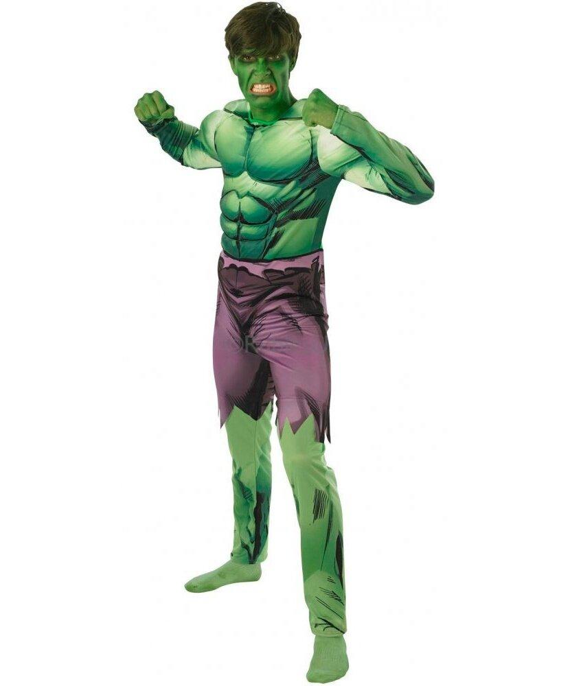 Зеленый человек в героях марвел фото