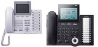 Цифровой системный телефон Ericsson-LG LDP-7024LD Чёрный