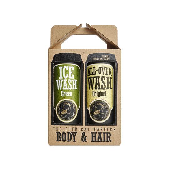 Набор косметики подарочный 'Beer Body and Hair'