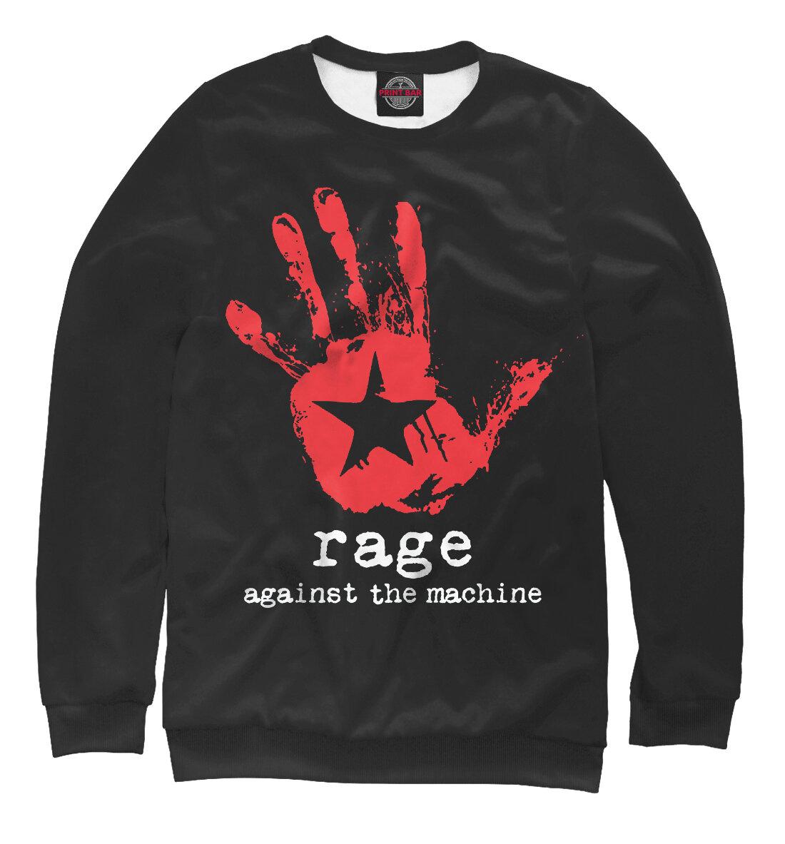 Свитшот Rage