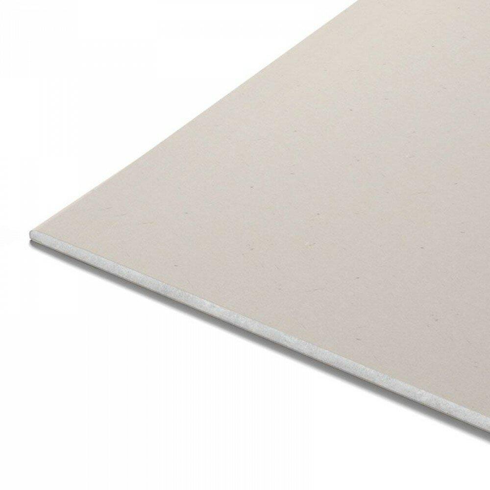 Гипсокартон KNAUF (КНАУФ) ГКЛ (2500 x 1200 x 12.5 мм / 3 кв.м.)