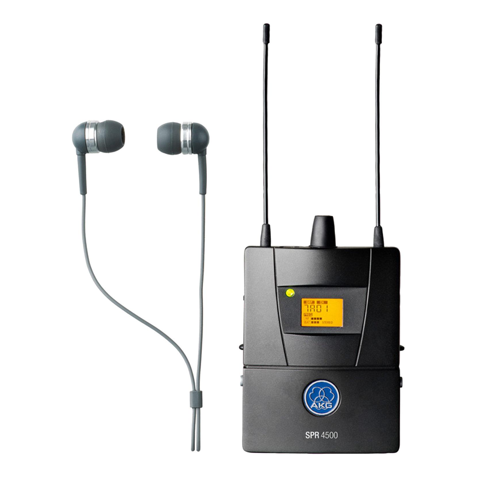 Радиосистемы AKG SPR4500 Set BD8