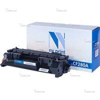 Картридж NV Print CF280A (80A) черный для HP LJ 400 M401/M425 совместимый (2.3K) (NV-CF280A)