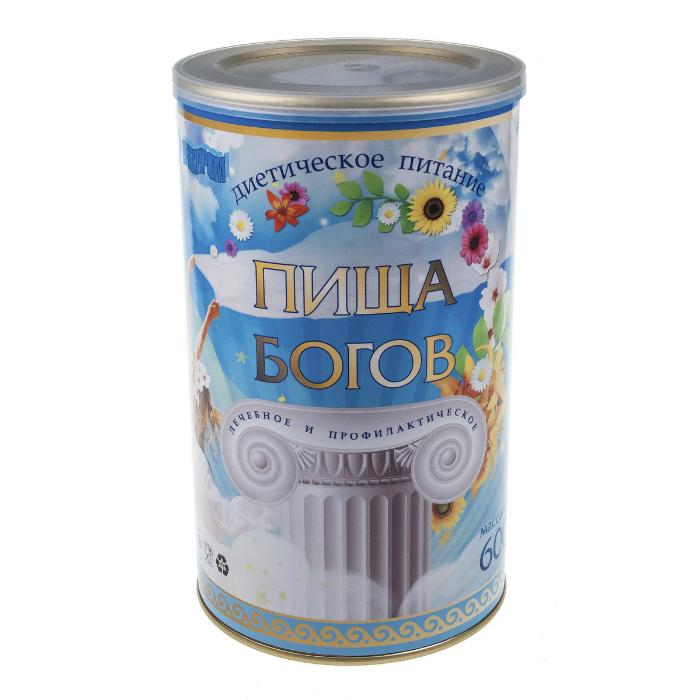 Пища Богов Коктейль белковый диетическое лечебно-профилактическое питание шоколад, 600 г