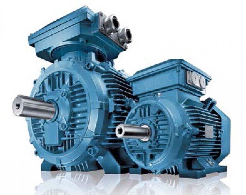 Электродвигатели асинхронные M2AA Двигатель асинхронный M2AA 80 B IE1, 0.75 кВт, 1500об/мин, IMB5 ABB