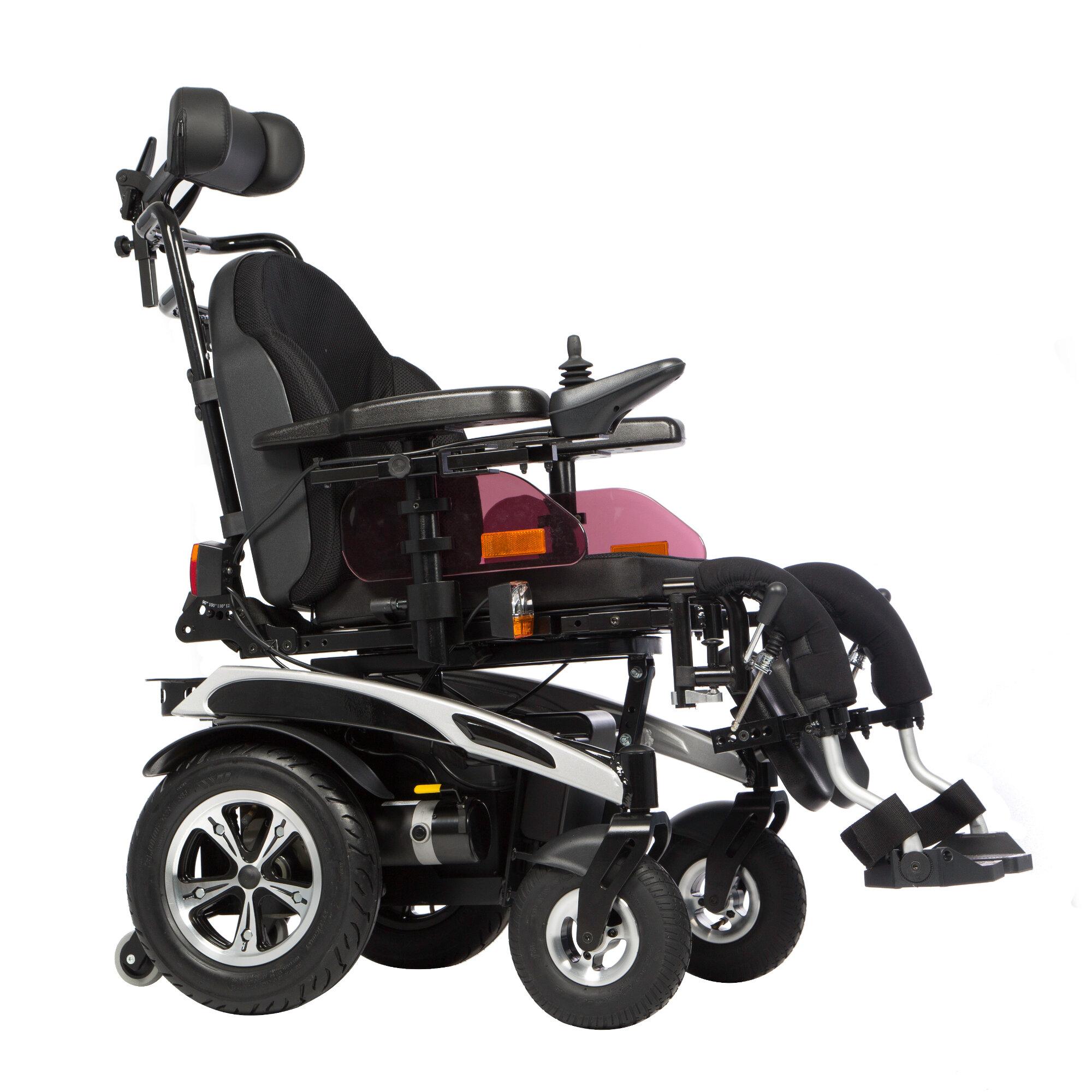 Кресло-коляска с электроприводом Ortonica Pulse 350 (40)
