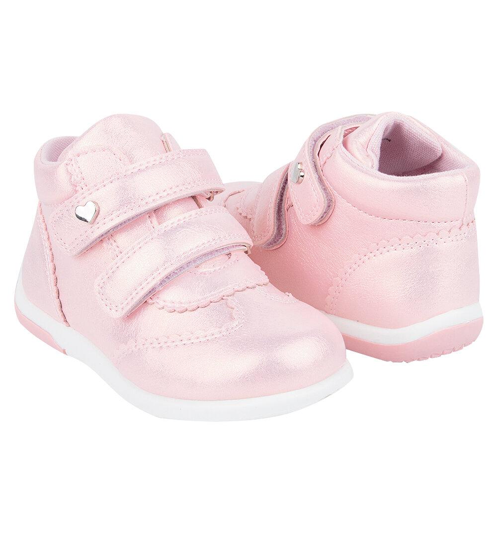 Ботинки KIDIX цвет: розовый, для девочек, размер 25