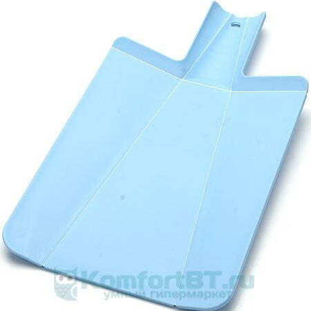 Разделочная доска Mayer & Boch 22178-3 складная голубая
