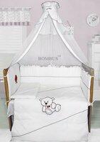 Комплект в кроватку Bombus Праздничный (7 предметов)