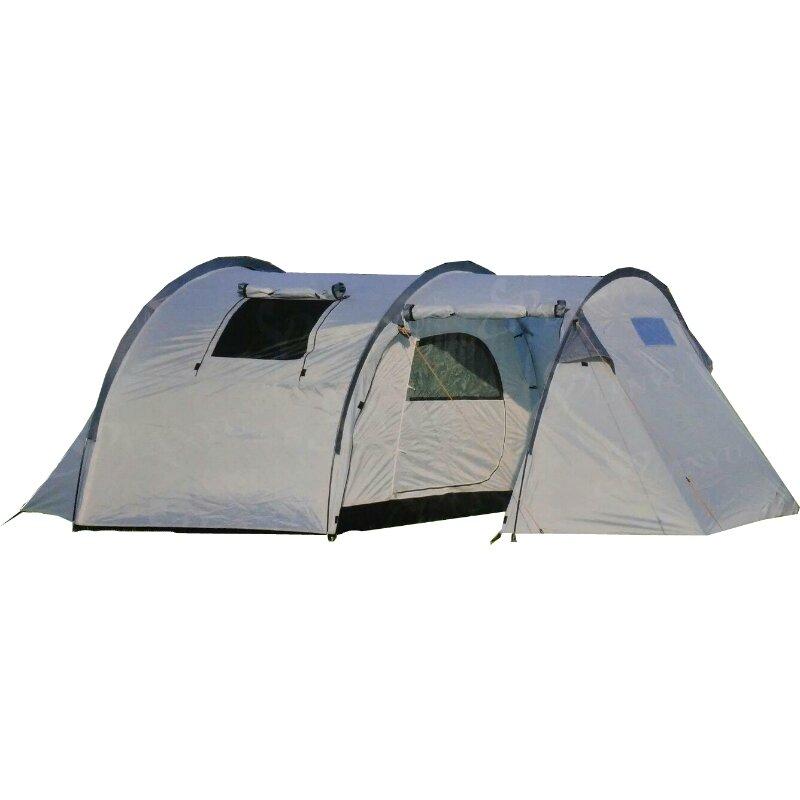 Туристическая палатка 4 местная Lanyu 1909 (255х220х160 см)