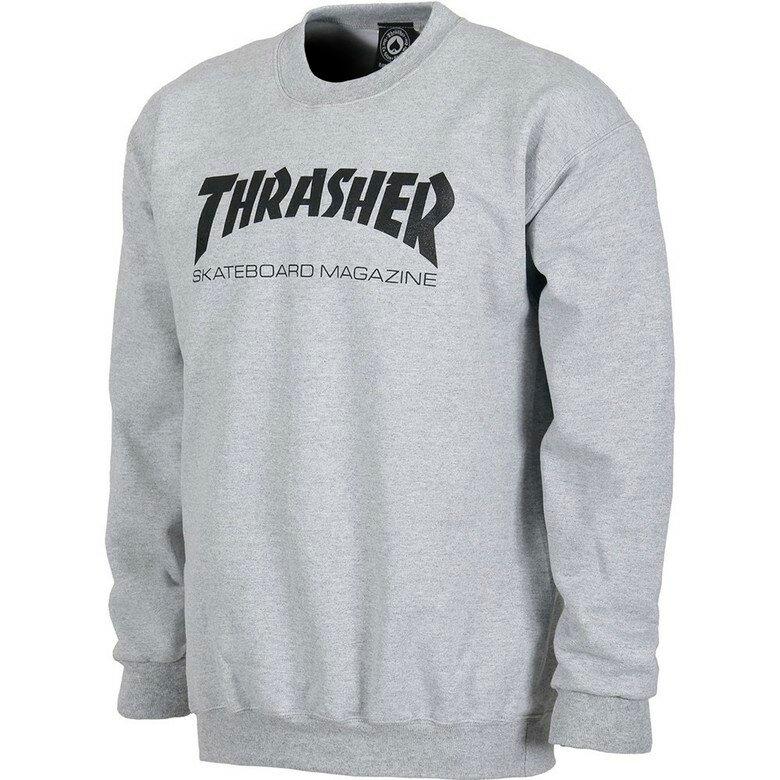 Свитшот Thrasher Skate Mag Black
